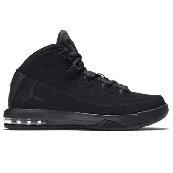 893c0c540e4 Nike Jordan Air Deluxe Black 7 Youth 807718-010